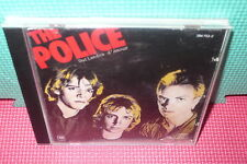 THE POLICE - OUTLANDOS D,AMOUR - CD