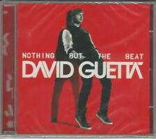 DOPPIO CD DAVID GUETTA :NOTHING BUT THE BEAT NUOVO  SIGILLATO