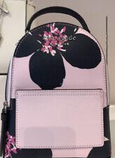 Kate Spade Cameron Grand Flora Mini Convertible Backpack Crossbody Bag $279