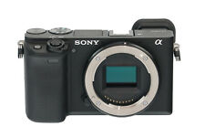 Sony Alpha a6400 24.2 MP Mirrorless Digital Camera Body