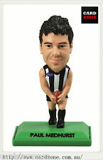 2009 Select AFL STARS COLOR FIGURINE NO.10 Paul Medhurst (Collingwood)