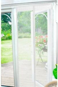 Magnetic Fly Screens for Doors Heavy Duty Patio Insect Door Screen Anti Mosquito