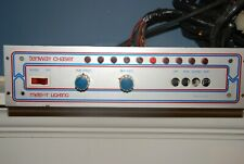 Vintage Tenway Light Chaser Ten Channel Controller Meteor Lighting Disco Club