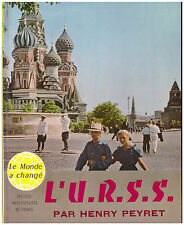 PEYRET Henry - L' U.R.S.S. - 1961
