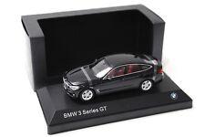 1:43 Paragon BMW 3er / 3 Series GT F34 black SP DEALER NEW bei PREMIUM-MODELCARS