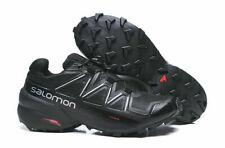 Hot Mens outdoor Salomon Speedcross 5 GTX Nocturne Athletic Running Sports Shoes