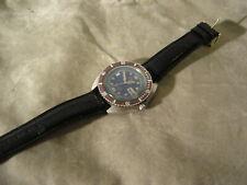 schöne Vintage Stahl Citizen Taucheruhr 67 5776 Divers Watch Parawater 60s 70er
