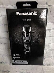 Panasonic - GB42-K - Wet/Dry Beard Trimmer - Black - New Open Box D5