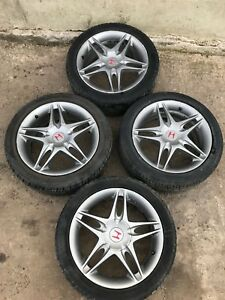 HONDA CIVIC ACCORD TYPE R TYPE S GT COMPLETE SPEED LINE ALLOW WHEEL SET 22545R17