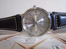 Omega De Ville Chronometer F 300 Hz S' 70 Cal 1250 Garantia