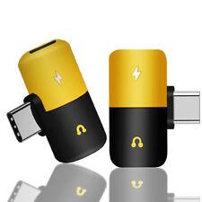 Mini Jack Extension Earphone TypeC to 3.5mm Adapter Converter USB C 2 I_ks