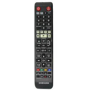 Genuine Samsung Remote Control For BD-H8900M Smart 3D Blu-ray Player Recorder