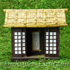 New Vivid Arts Miniature World - Japanese Miniature Garden- Tranquility House