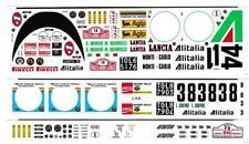 1/24 Lancia Stratos ALITALIA Rally Safari Montecarlo 1975 DECAL RACING43 BIG24