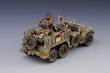 Thomas Gunn -  World War II German Krupp Truck Normandy Version SS006A