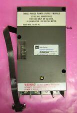 CUTLER HAMMER IQDATA Relay Meter Three Phase Power Supply 9966D75G02