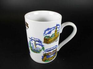 Hamburg Coffee Cup 8 Sights Coffee Cup, Mug Cup Souvenir, New