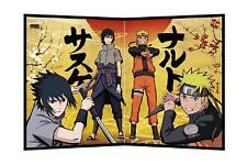 NARUTO Poster Panel Large Size Wooden Screens 48 x 80cm art anime made in Japan