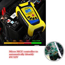 Car Battery Charger Jump Starter 6V 12V 24V 2/3/6A Atv Boat /Van/ Tractor Au