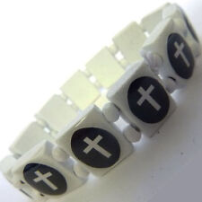 Wooden Religious Fashion Bracelets