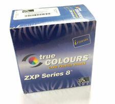Zebra YMCK 800012-445 Card Printer ribbon 625 images for Zebra  ZXP 8 ZXP 9