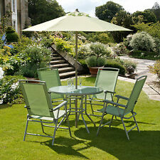 Glass Up to 4 Seats Garden & Patio Furniture Sets