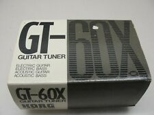 VINTAGE KORG GUITAR TUNER GT-60X