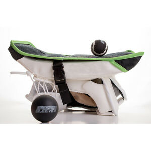 Blocker Sleeve Goalie Reaction Training Aid! Ice Roller Inline Goal Vision Tool