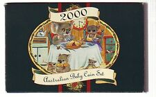 2000 Royal Australian Mint BABY PROOF Set Year Birthday Gift Koala Series .
