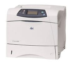 HP LaserJet 4200n LJ4200n 4200 A4 Mono Network Workgroup Laser Printer    MS