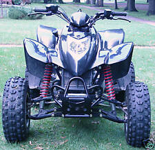 Arctic Cat DVX 250 DVX 300 A-arms Widening and Shocks Conv. Kit