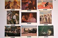 LA VALISE, 1973, LAUTNER, JP MARIELLE, M DARC, M CONSTANTIN, jeu A 9 photos