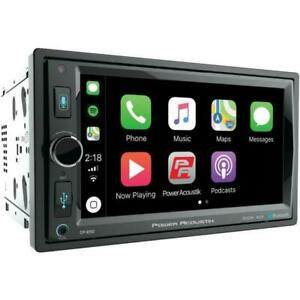 """Power Acoustik CP-650 6.5"""" In-dash Digital Media Receiver With Touchscreen"""
