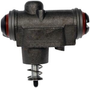 Drum Brake Wheel Cylinder Rear Left Lower Dorman W37812