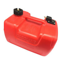 Marine 3.2 Gallon Outboard Motor Fuel Tank With Connector for Yamaha 9.9HP