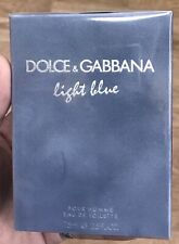 Light Blue by Dolce & Gabbana Eau De Toilette Spray 2.5 oz for Men