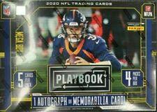 Panini Playbook Football NFL Trading Cards Mega Box - 2020