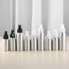 Portable 40/50/100ml Mist Spray Bottle Pump Perfume Atomiser Dispenser Unique