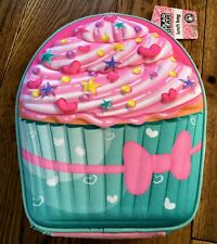 Polar Gear Eva Cup Cake Insulated Girl's School Lunch Bag