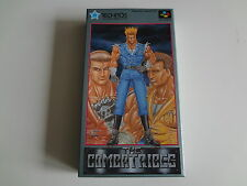 The Combatribes Nintendo Super Famicom Japan New