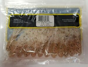 """12 MizMo Bait co 2.75"""" SAND New in sealed package"""