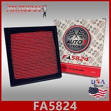 FA5824 16546-JK20A OEM QUALITY ENGINE AIR FILTER: 11-12 G25 07-08 G35 08-13 G37