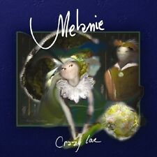 MELANIE - CRAZY LOVE  CD NEUF