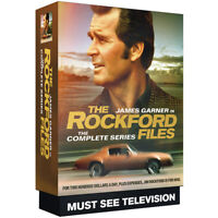 The Rockford Files: The Complete Series (DVD, 2017, 22-Disc Set, Full Screen)