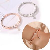 toujours Femme Bijoux Chute de suspension Bracelet Acier inoxydable Bracelet