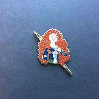 DSSH - Pin Trader's Delight - Merida - GWP Brave LE 300 Disney Pin 106733
