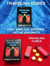 TRAVELING CUBES TRAVEL FROM ONE TOWER TO ANOTHER  SEE VIDEO FREE 1 DAY SHIPPING