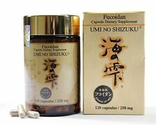 Umi No Shizuku Fucoidan Umi - 120 capsules