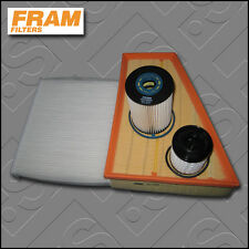 SERVICE KIT FORD MONDEO MK4 2.0 TDCI FRAM OIL AIR FUEL CABIN FILTERS (2007-2012)