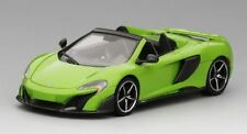 McLaren 675lt Spider 2016 Mantis Green 1:43 Model TRUE SCALE MINIATURES